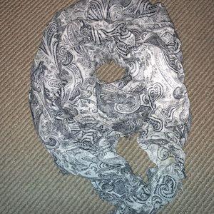 Banana Rebublic paisley scarf
